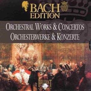 Bach Edition Vol. 1-Orcheste