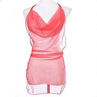 فستان لانجري شيفون للنساء