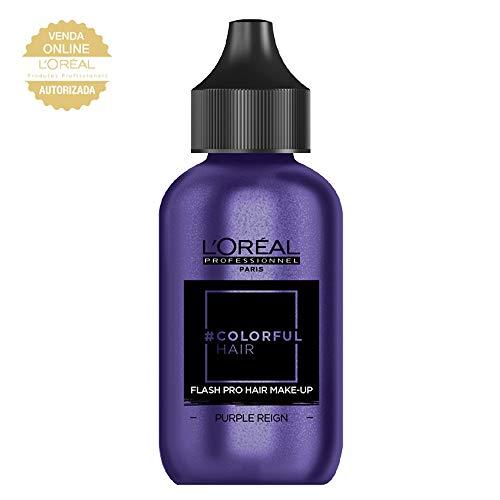 L'Oreal Professionnel Riflessanti Fattore Di Protezione Solare, Purple - 60 Ml