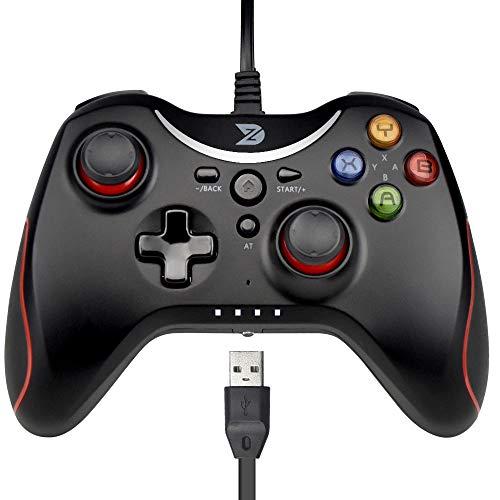 ZD T Gaming - Mando para mando con cable para PC (Windows...