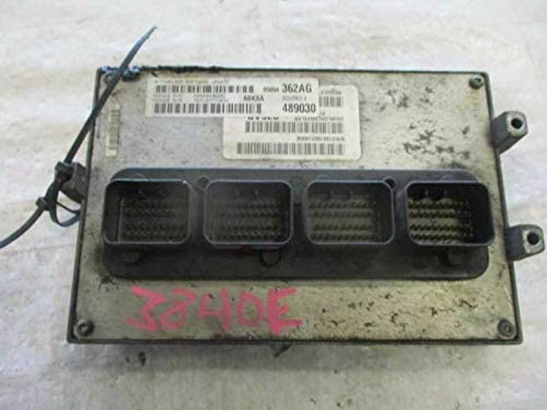 REUSED PARTS Engine ECM Selling and selling Ranking TOP14 Control Module Compatible Fits with 07 D