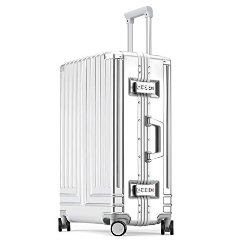 LIUFENGLONG Universal Wheel Trolley case Luggage Small Fresh Suitcase LIUFENGLONG Size : L