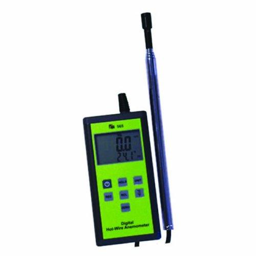 TPI 565C1 Anemometer Hot Wire Temperature