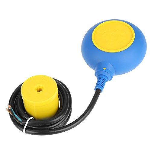 GLOGLOW Capteur de Niveau d'eau Liquide Interrupteur à Flotteur Contrôleur de Niveau d'eau Liquide Capteur de contacteur Interrupteurs à Flotteur verticaux