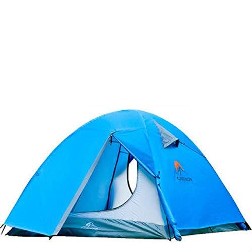 Draagbare Familie Camping tent 100% waterdicht met geschikte Tuin Vissen Strand/Outdoor HikingCamping tent drie seizoenen account regendicht en UV-bescherming
