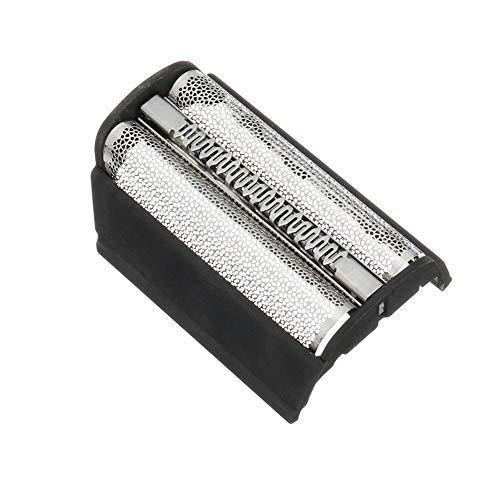 Ingeniously Marco de Lámina de Repuesto Reemplazo de la lámina de la afeitadora para Braun, Casete de lámina y Cortador para la Serie 31B 350 370380