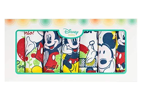Bavaglini In Spugna Giorni Della Settimana Disney 1 conf da 7 Pz. bavette (Topolino AD9630)