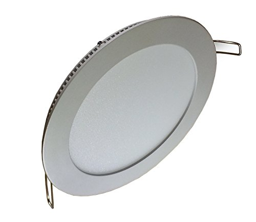 Downlight LED empotrable V-TAC 22W ultrafino blanco fro