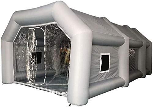 LLSS Zelt tragbare Lackierkabine mit Filtersystem für Auto- / Motorrad- / Outdoor-Aktivitäten