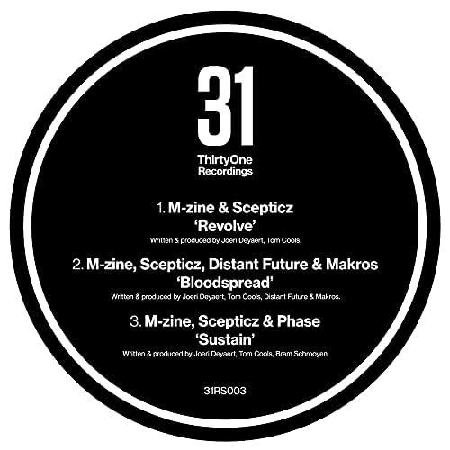 M-Zine, Scepticz, Distant Future, Makros & Phase