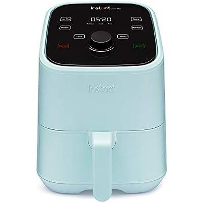 Instant Brands Vortex Mini Friteuse à air 4-en-1 2L - Friture saine, cuire, rôtir et réchauffer - 1300W