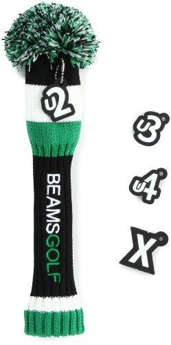 (ビームスゴルフ) BEAMS GOLF / ニットヘッドカバー(ユーティリティ) 81040031833040031833 65 (GREEN/ONE SIZE)