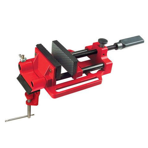 Clarke Quick Release Drill Press Vice With Removable Table Clamp