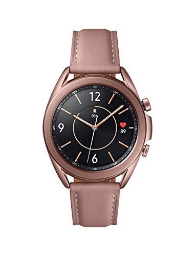 Samsung Galaxy Watch 3 (41mm, GPS, Bluetooth) Smart Watch Mystic Bronze (US Version, Renewed) (Renewed)