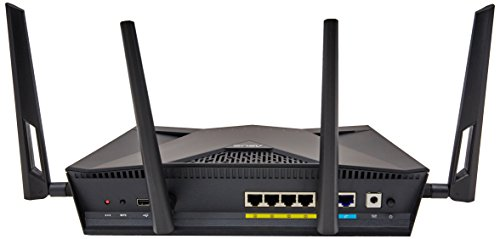 ASUS AC3100 WiFi Router (RT-AC3100) - Dual Band Wireless Internet Router, Trend Micro Lifetime AiProtection, AiMesh Compatible, Parental Control, MU-MIMO