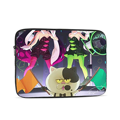 Laptop Sleeve Case for 10 12 13 15 17inch,Win Spla-Toon 1 Computer Pocket Case/Tablet Briefcase Carrying Bag