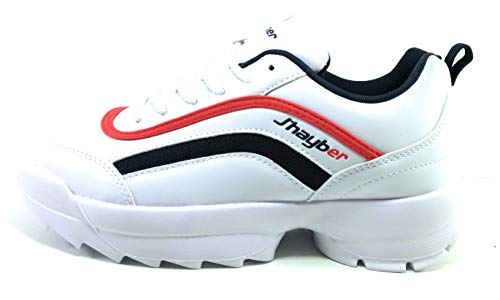 Calzado de seguridad Casual sport Style S1P SRC MARINO J Hayber Works AZUL JHayber