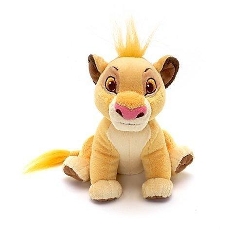 Disney El Rey León Simba 19cm Peluche Suave
