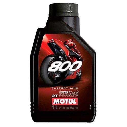 MOTUL aceite moto 2T Syn 800FL Road Racing 1L 1040413374650246840