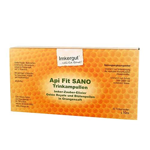 Api Fit SANO Trinkampullen (ohne Alkohol)