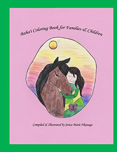 A Baha'i Coloring Book for Families and Children