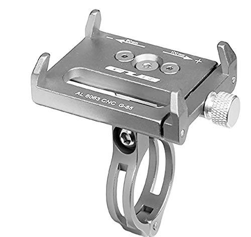 Tenedor del teléfono móvil de la aleación de Aluminio de la Bici de montaña, Tenedor eléctrico del teléfono móvil de la Motocicleta del Coche de la batería de la Bicicleta