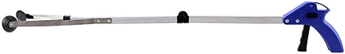 Gugutogo Herramienta de Recogida Plegable de Largo Alcance 83 cm Pinza de Garra Grabber ALU nium Alloy Kitchen Home Tool para jard/ín Interior y Exterior