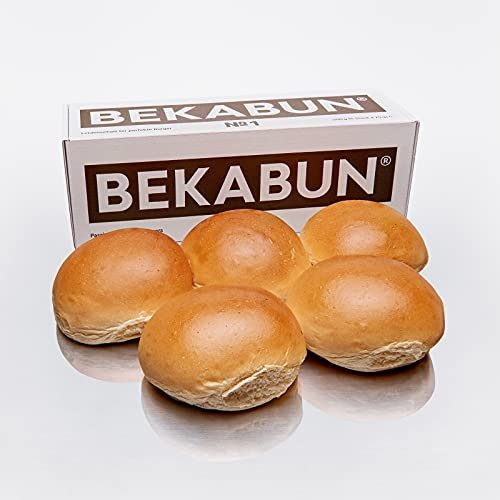 Frische Hamburger Brötchen – BEKABUN No1 – Classic – Give me 5-Box