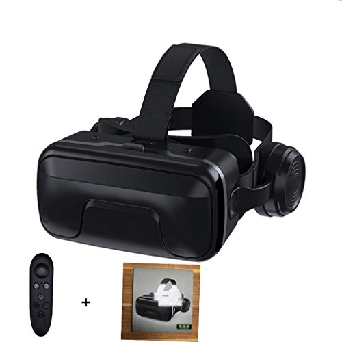 Best Deals! 3D Glasses Virtual Reality VR Glasses Helmet Smart Phone Experience Portable Game Gift (...
