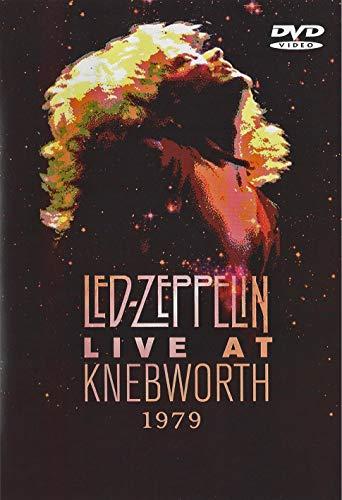 LED ZEPPELIN - LIVE AT KNEBWORTH 1979 (1 DVD)