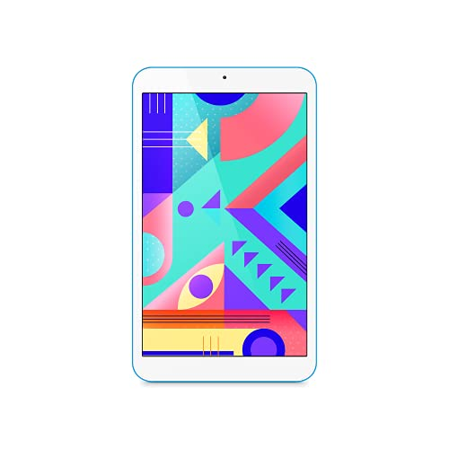 SPC Lightyear (2nd Gen) - Tablet per bambini da 8  IPS con 32 GB di memoria espandibile, 2 GB di RAM, Android 10 Go, USB-C, colore: blu