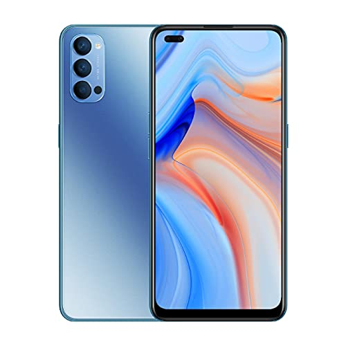 """OPPO Reno4 Smartphone 5G, 183g, Display 6.4"""" FHD+ AMOLED, 3 Fotocamere 48MP, RAM..."""