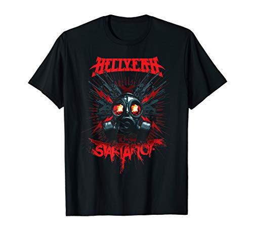 Hellyeah - Riot - Official Merchandise T-Shirt