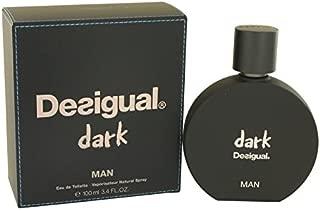 Desigual Dark By Desigual For Men Eau De Toilette Spray 3.4 oz