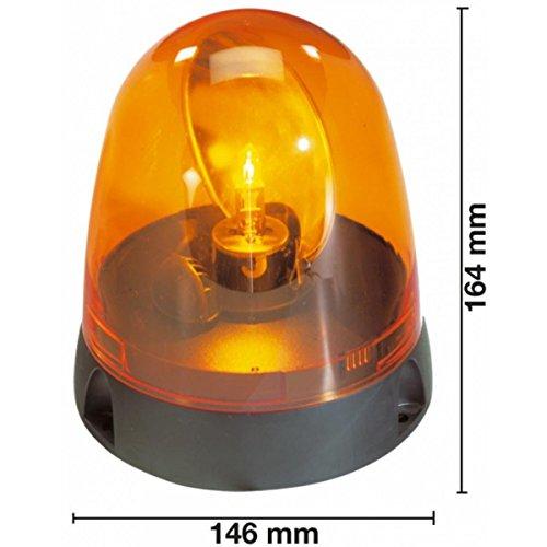 Preisvergleich Produktbild Polizeilicht für Traktor Grundlage Ebene Serie One 24 V von AMA