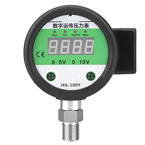 LKAIBIN M20*1.5mm Conector Digital Remoto Transmisión Hidráulica Medidor de Presión 1.6Mpa Base Entrada