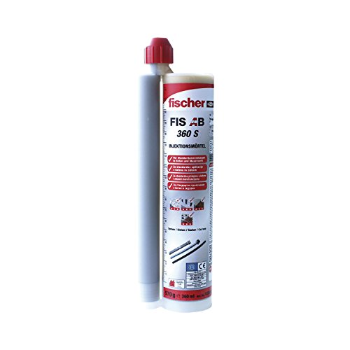 Fischer 535647 Injektionsmörtel FIS AB 360 S, 360 mL