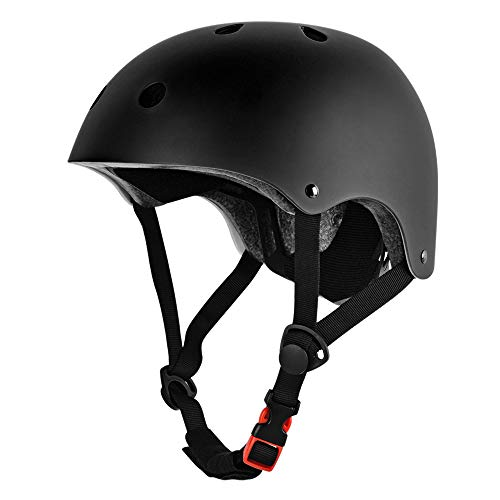 Review Nochicass Skateboard Helmet CPSC Certified Multi-Sport Bike Helmet from Toddler/Kids to Youth...