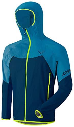 Dynafit Transalper Light 3L M Jkt Veste pour homme, Homme, Veste, 08-0000070980, Bleu (Mykonos /8960), XL