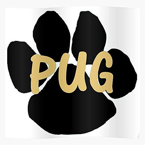 Pet Mini Dog Chinese Bulldog Dutch Mops Mastiff Pug Home Decor Wall Art Print Poster !