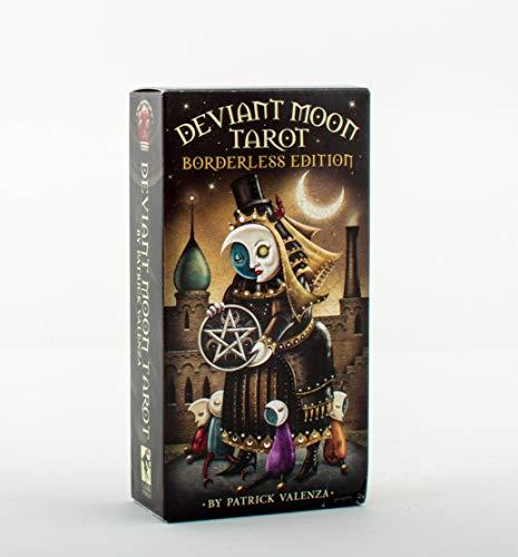 U.S.Games System Deviant Moon Tarot: Borderless Edition