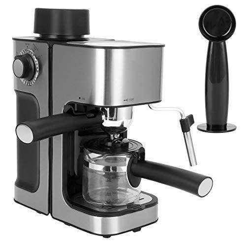 HONG Automatyczny ekspres do kawy, skoncentrowany i pachnący, automatyczny ekspres do kawy z profesjonalną pompą ciśnieniową do domowego biura