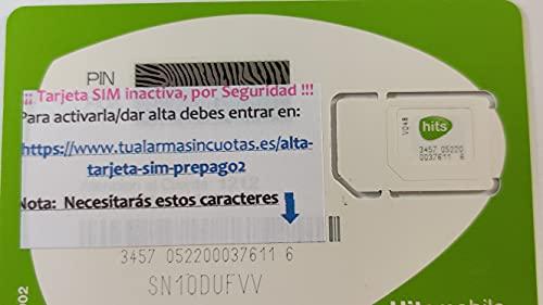 Tarjeta SIM Prepago con 5€gratis y Multiformato   con Recarga Automática Opcional   para Móviles, Alarmas, Relojes, localizadores... GSM 2G/3G/4G   llamadas   SMSs   datos