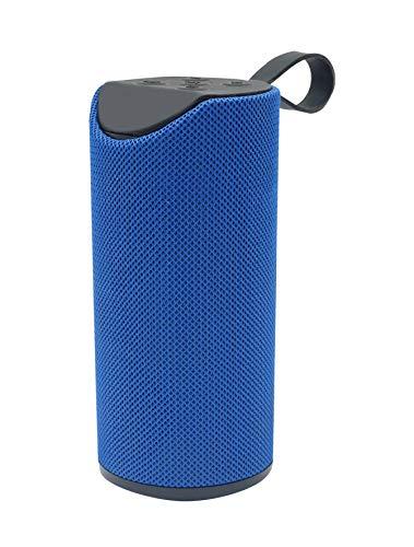 Blaupunkt- MP3770-182 Tragbarer Bluetooth-Lautsprecher und Lautsprecher, kabellos, für alle Smartphones – 10 W – Blau