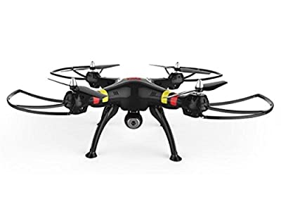 Syma Helicopter X8W/Quadcopter–Black
