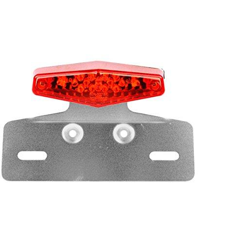 TNTTU achterlicht diamant rood plaat homoloog