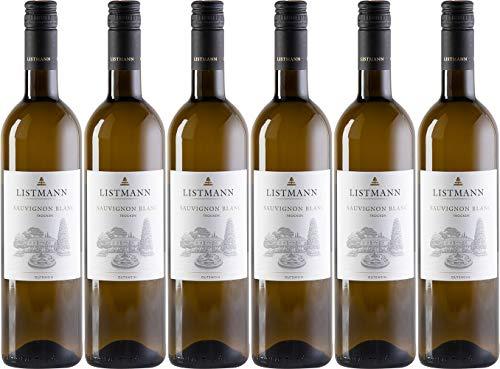Listmann Sauvignon Blanc 2018 Trocken (6 x 0.75 l)