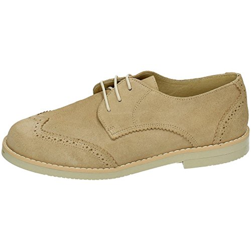 BAMBINELLI 4421 Zapatos Piel Ante Niño