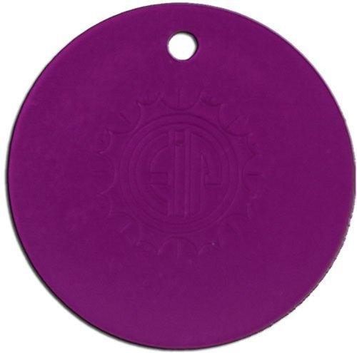 Nikola Tesla Energieplatten, Purpur – kleiner runder Anhänger 1,5 Zoll Nikola Tesla Purple Energy Plates – Small Round Anhänger 1,5 Zoll