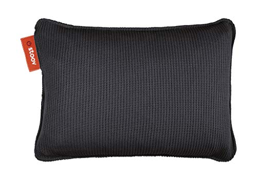 Stoov Ploov 45x60 | Knitted Dunkel Grau